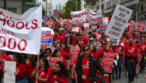 Washington State Teacher's Strike of August 2015