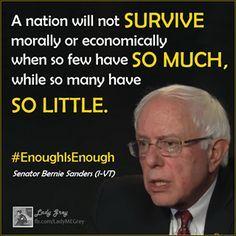 Bernie Sanders and