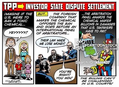 TPP - Investor State Dispute Settlement