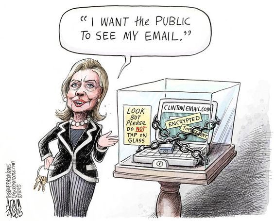 Image result for Court opens door for Trump's AG to act in Hillary's email scandal